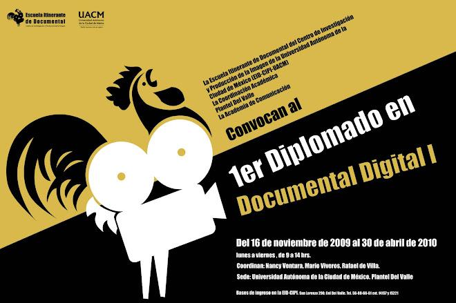 Cartel del Diplomado