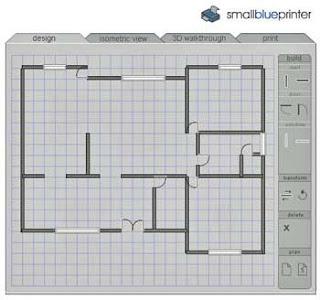 descargar smallblueprinter generador de planos gratis