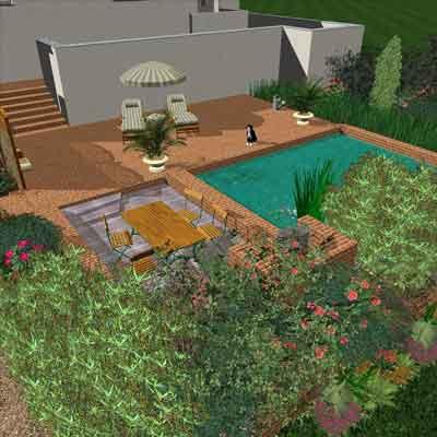 Descargar dise o de jardines 3d versi n 7 en espa ol for Diseno jardines exteriores 3d gratis