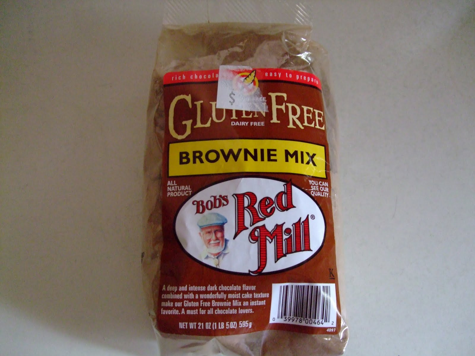 Learning to Eat Allergy-Free: Another Brownie Alternative