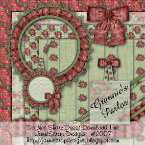 Grannie's Parlor    $2.50