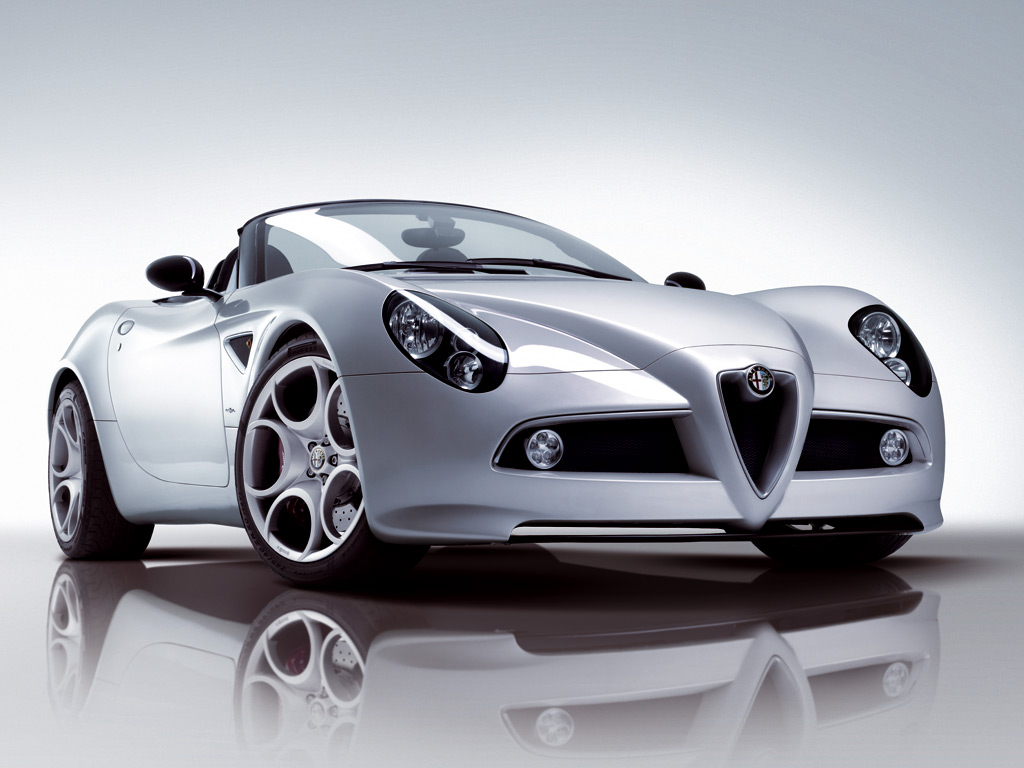 sport car alfa romeo 8c. Black Bedroom Furniture Sets. Home Design Ideas