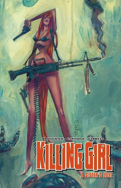 KILLING GIRL - GRAPHIC NOVEL