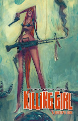 KILLING GIRL, VOL 1 - TPB     CLICK COVER TO BUY!