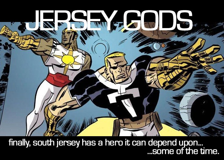 JERSEY GODS