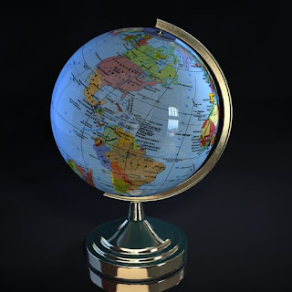 Free 3D model - Globe