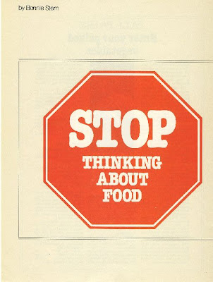 How to stop thinking about food when dieting