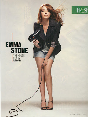 Emma Stone Photo Actress