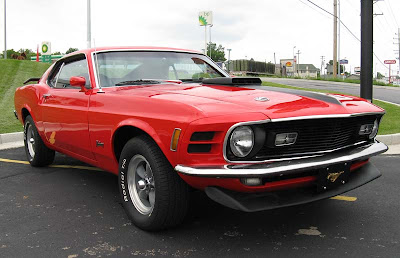 Item Description You Are Bidding On A 1970 Ford Mustang Mach 1 Correct