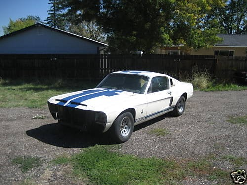 1968 ford shelby gt 350 mustang ford mustang. Black Bedroom Furniture Sets. Home Design Ideas