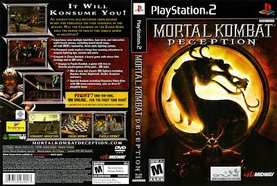 Por la Jugabilidad y por el XXX que tiene 9: Mortal kombat Deception: