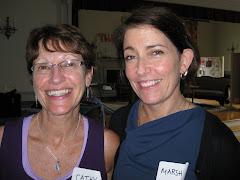Me with Marsha - 2009