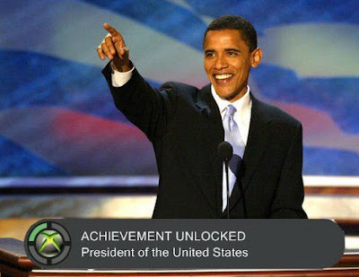 Obama Achievements