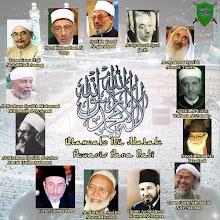 Para Ulama' yang memperjuangkan Islam...