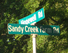 Sandy Creek Farm Neighborhood Milton Georgia