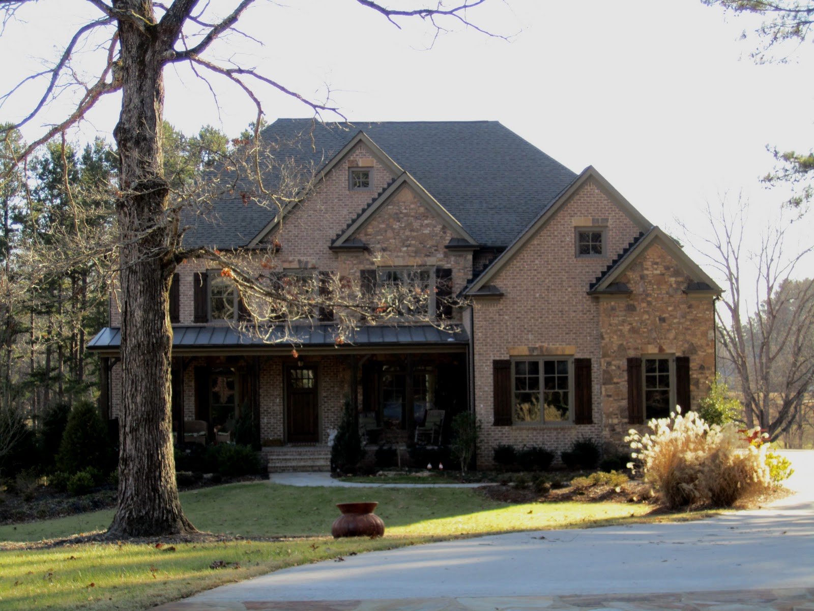 Mcginnis farm milton homes for Milton home builders