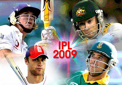 IPL 2 in South Africa
