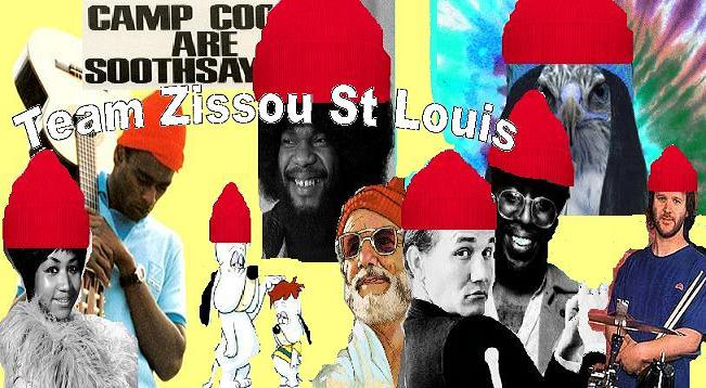 Team Zissou St. Louis