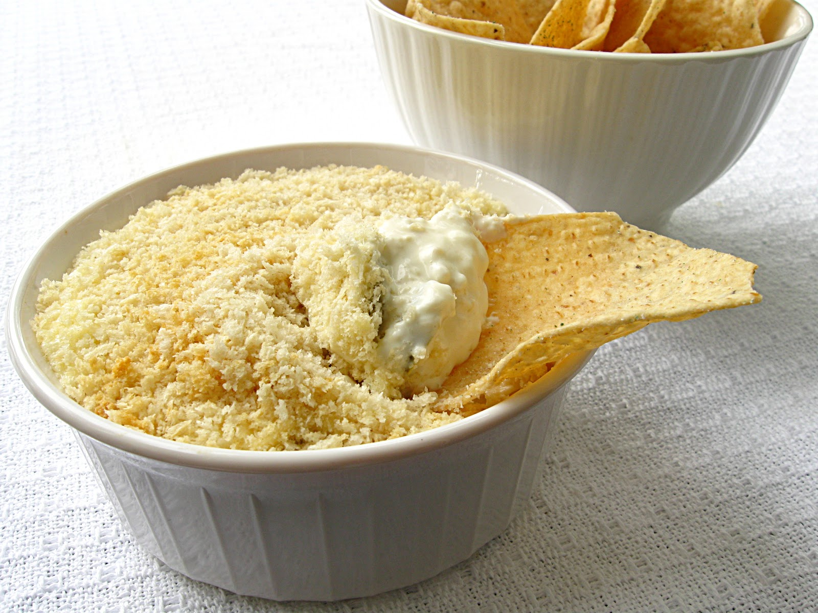 All That Splatters: Jalapeno Popper Dip
