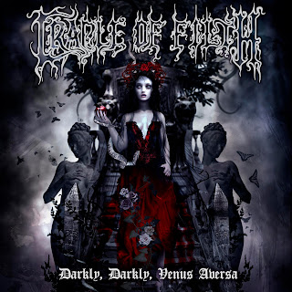 Rovazcas Cradle of filth Darkly, darkly, venus aversa
