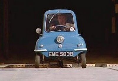 The Smallest Funny Car Ever