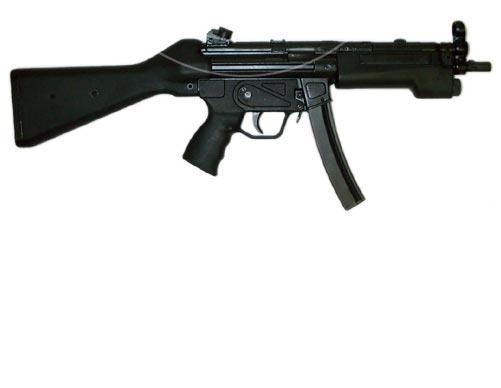 Metralhadora HK cal. 9mm Parabellum