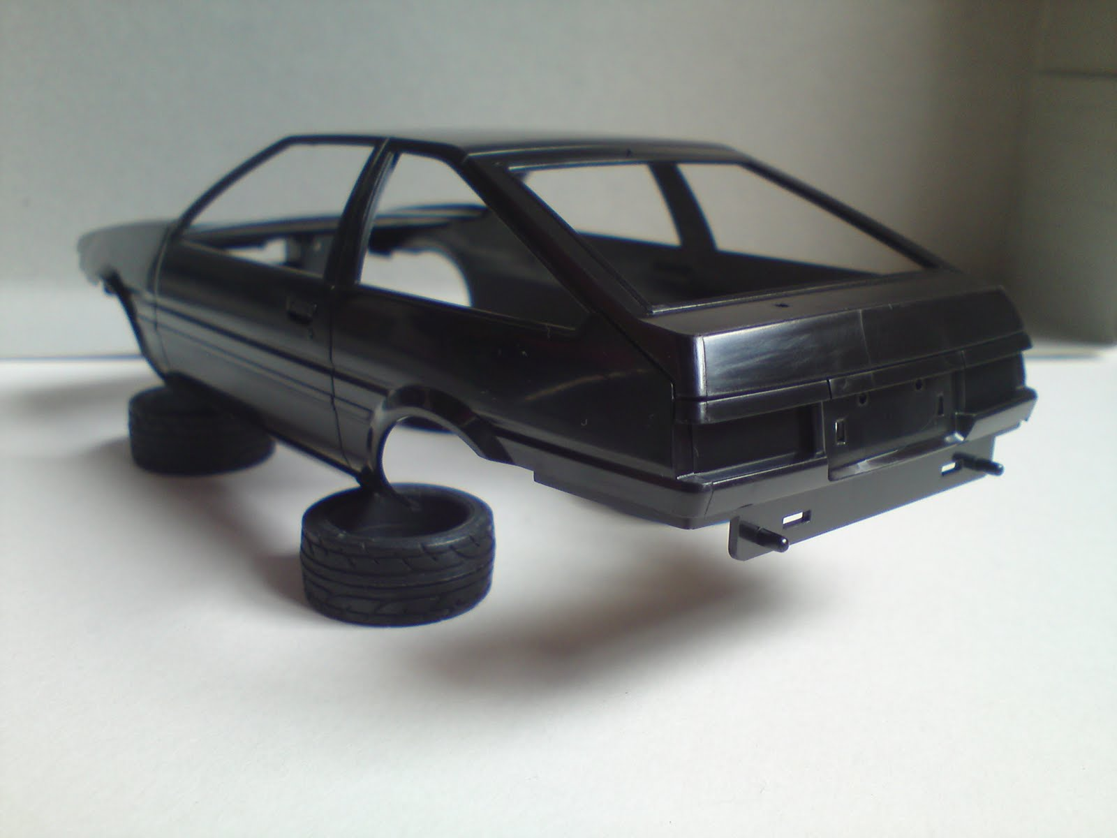 Garage Hachi Another Shell Up Trueno Build