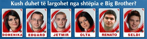 Big Brother Albania 3 Nominimet 3