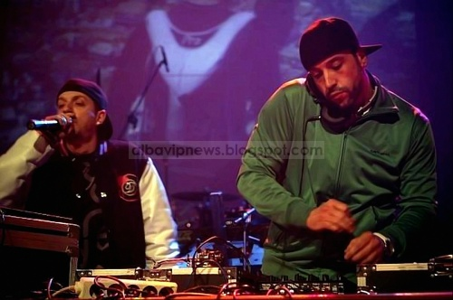 DJ Blunt & Real1