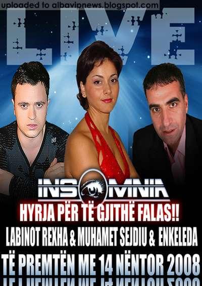 Insomnia Club 14 nentor 2008