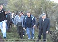 James Belushi Qyteze Albania