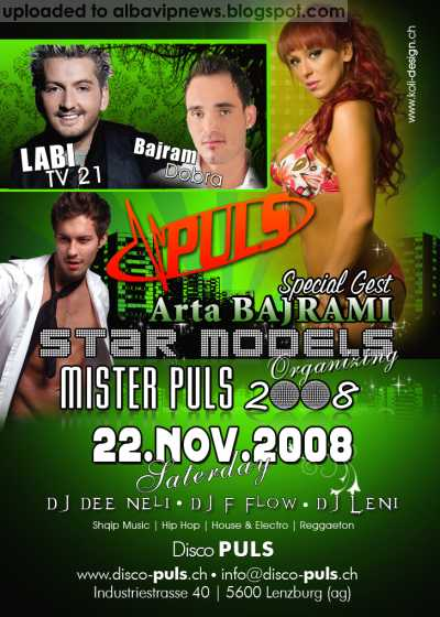 Disco Puls 22 Nentor 2008 Mister