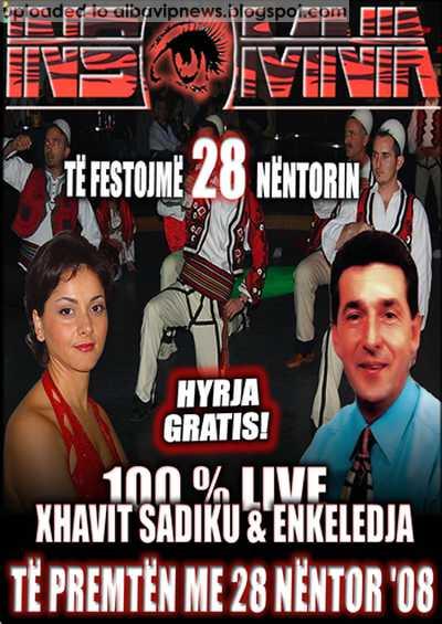 Insomnia Club 28 Nentor 2008