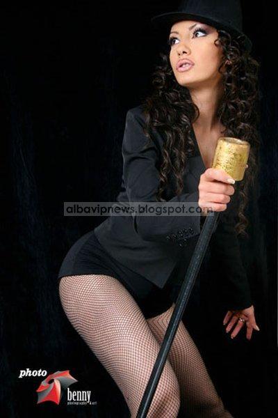 Adelina Ismajli by Benny