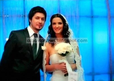 Yllka Gashi dhe Albian Gagica Martesa