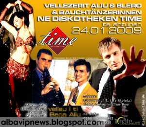 Diskoteka Time 24 Janar 2009
