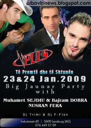 Disco Puls 23 dhe 24 Janar 2009