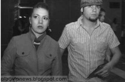 Elvana Gjata dhe Flori Mumajesi ne Kosove