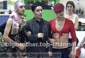 Big Brother Albania 2 Agoni Lirita Bjordi
