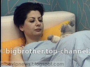 Big Brother Albania 2 Zhuljeta