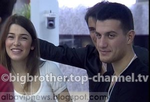 Big Brother Albania 2 Dritani