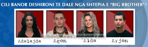 Big Brother Albania 2 Nominimet
