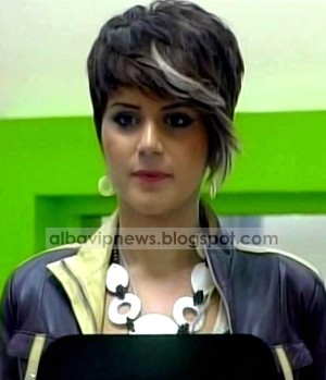 Anjeza Big Brother Albania 2