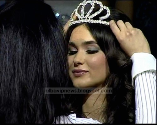 Marigona Dragusha Miss Universe Kosova 2009