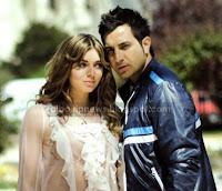 Valtoni dhe Nora ne klipin Sonte