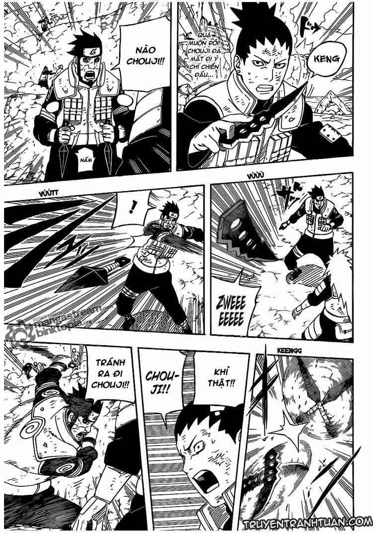 Naruto - Chapter 533 - Pic 5