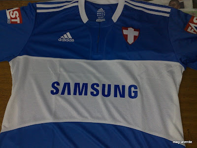 A Cruz de Savóia entrou mesmo no lugar do escudo do Palmeiras 03777c72835e8