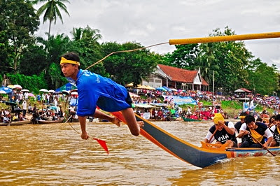 Traditional Boats Procession and Boat Race