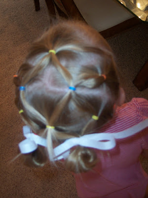  There are really cute hairstyles for little girls and there are link to 
