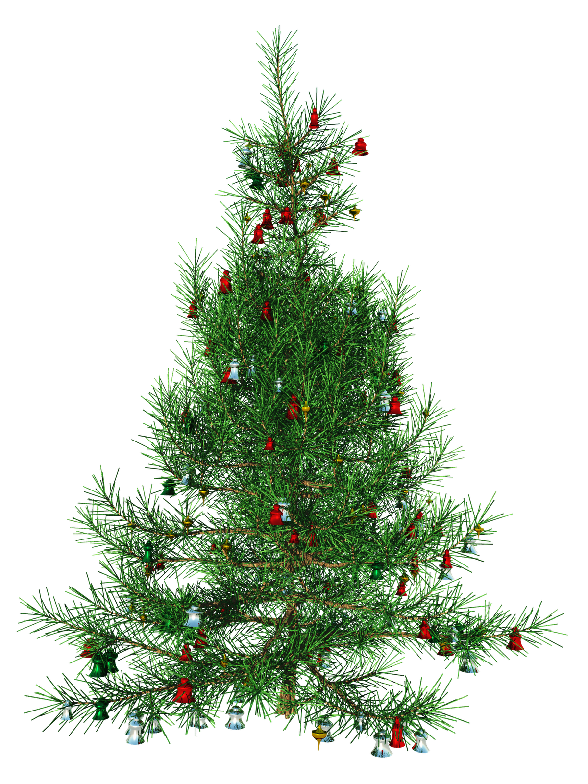 Christmas Tree Pictures High Resolution : Free png graphics